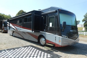 Pre-owned 2016 Winnebago Forza 38R Class A