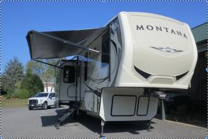 Pre-owned 2018 Keystone RV Montana 3791RD Fifth Wheel