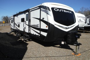 Pre-owned 2019 Keystone RV Outback 324CG Toy Haulers