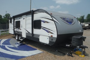 Pre-owned 2019 Forest River Salem Cruise Lite 261BHXL Travel Trailer